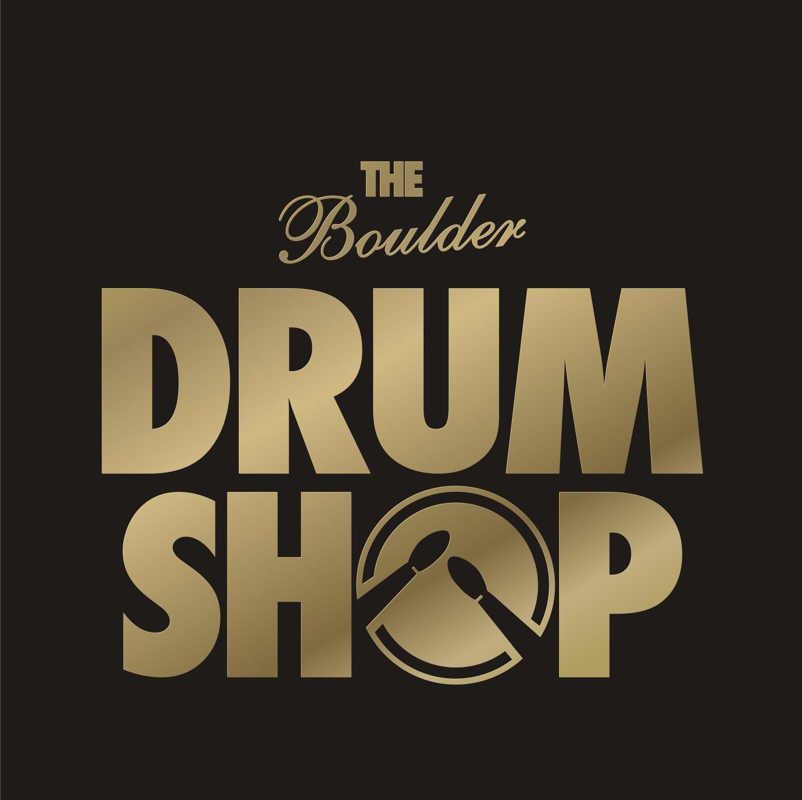 Boulder Drum Shop Logo