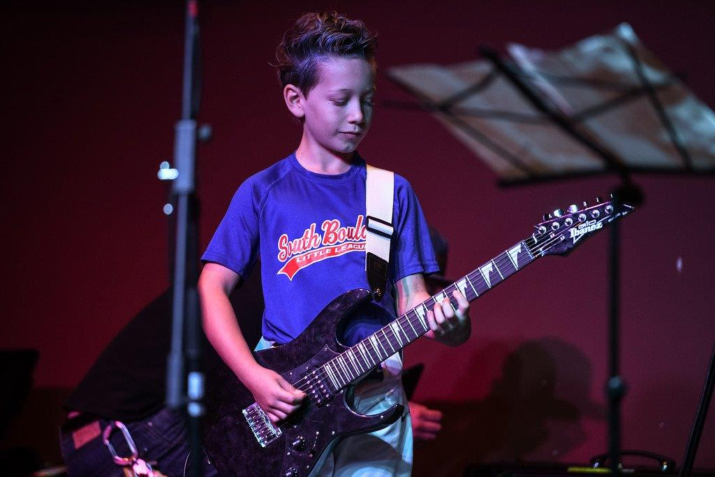 Kids Rock & Roll Camps | The Lesson Studio