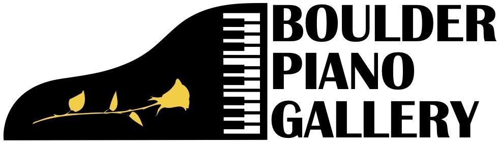 Boulder Piano Gallery Logo