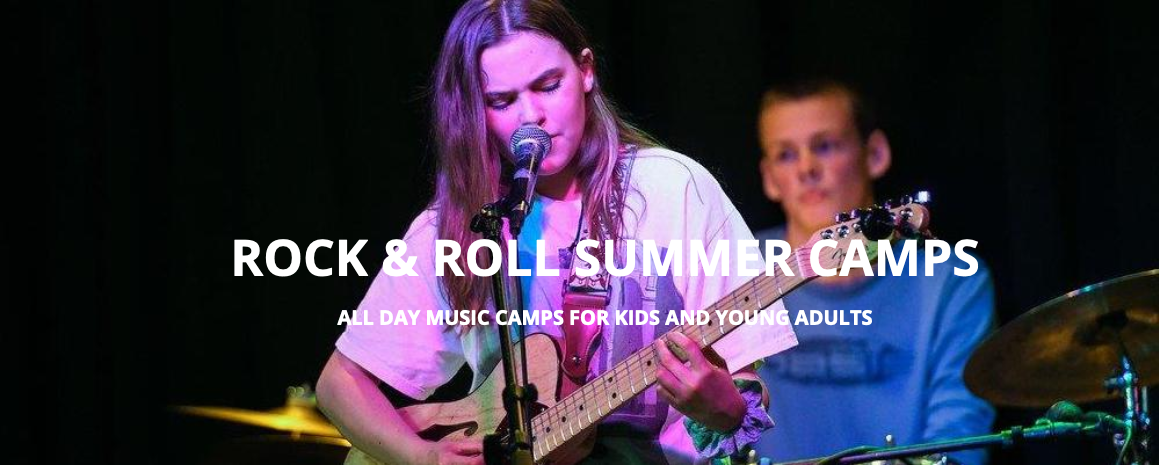 Rock & Roll Summer Camps | The Lesson Studio